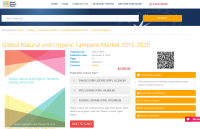 Global Natural and Organic Tampons Market 2016 - 2020