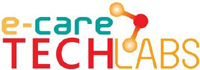 Logo for ecare Technology Labs'