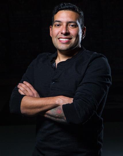Podcast Producer and Author, Orlando Rios'