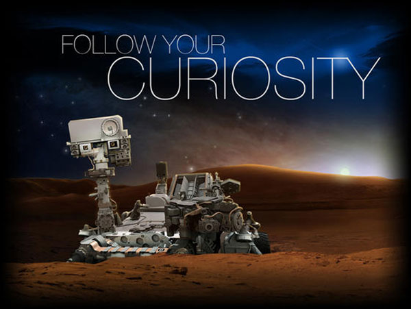 Follow Your Curiosity