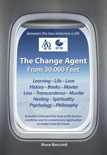 Company Logo For The Change Agent. Inc.'