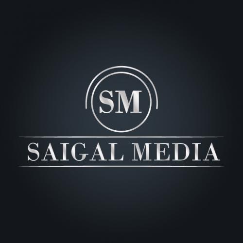 Company Logo For Saigal Media'