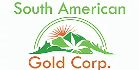 Company Logo For SOUTH AMERICAN GOLD CORP'