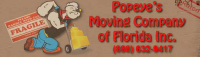 Popeye's Moving Company of Florida Inc.