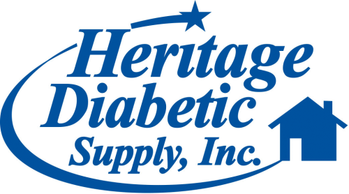 Company Logo For Heritage Diabetic Supply'