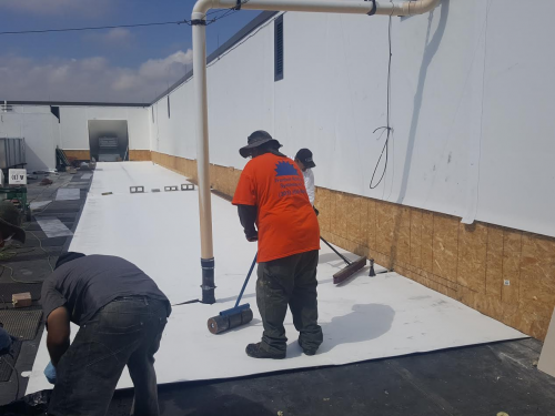 Frontier Roofing Systems 1'