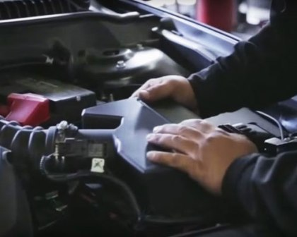 Engine transmission repair'