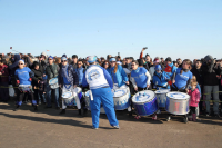 Fogo Azul NYC Brazilian Samba Drumline Marching Band