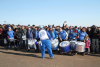 Fogo Azul NYC Brazilian Samba Drumline Marching Band'