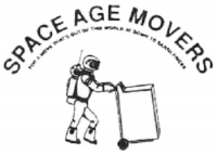 Space Age Movers Logo