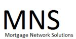 Logo for Mortgage Network Solutions'