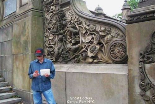 Ghost Doctors --Ghost Hunting NYC'