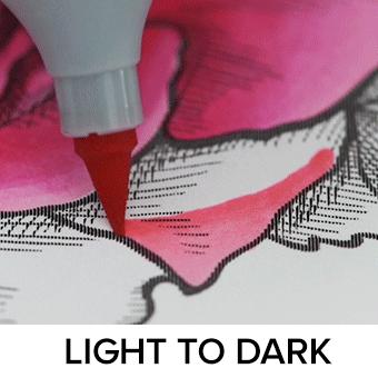 Chameleon Pens - Light 2 Dark'