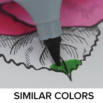 Chameleon Pens - Similar'