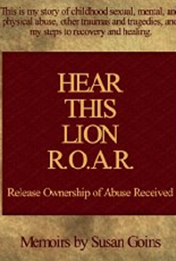 Hear This Lion R.O.A.R Cover