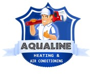 Company Logo For Aqualine Heating And Air Conditioning'