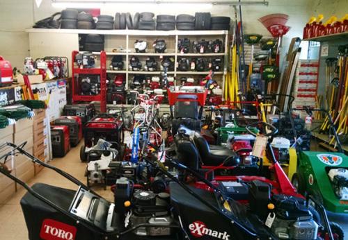 Lawn Mower Sales'