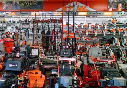 Chainsaws Sales'