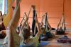 Yoga in Dharamsala'
