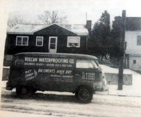 Vulcan Basement Waterproofing'