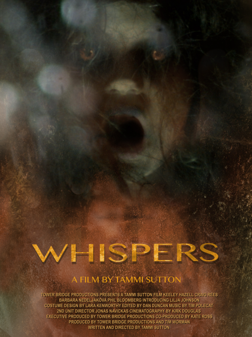 Whispers Movie Poster'