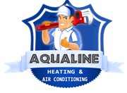 Aqualine Heating And Air Conditioning Tempe Logo