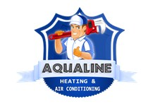 Company Logo For Aqualine Heating And Air Conditioning Mesa'
