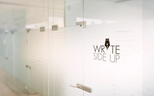 Company Logo For Writesideup'