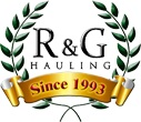 Company Logo For R&G Hauling'