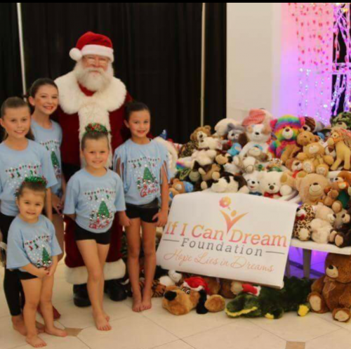 If I Can Dream Foundation Florida Holiday Event'