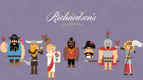 Richardson's Historic Valentine's Day'