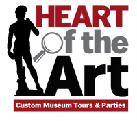Heart of the Art Logo
