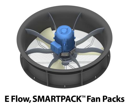 Smartpack fan pack'