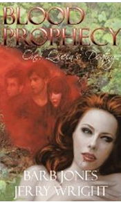 Blood Prophecy Cover'