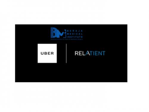 Uber, Relation, Ibeza, and Beraja Medical Institute'