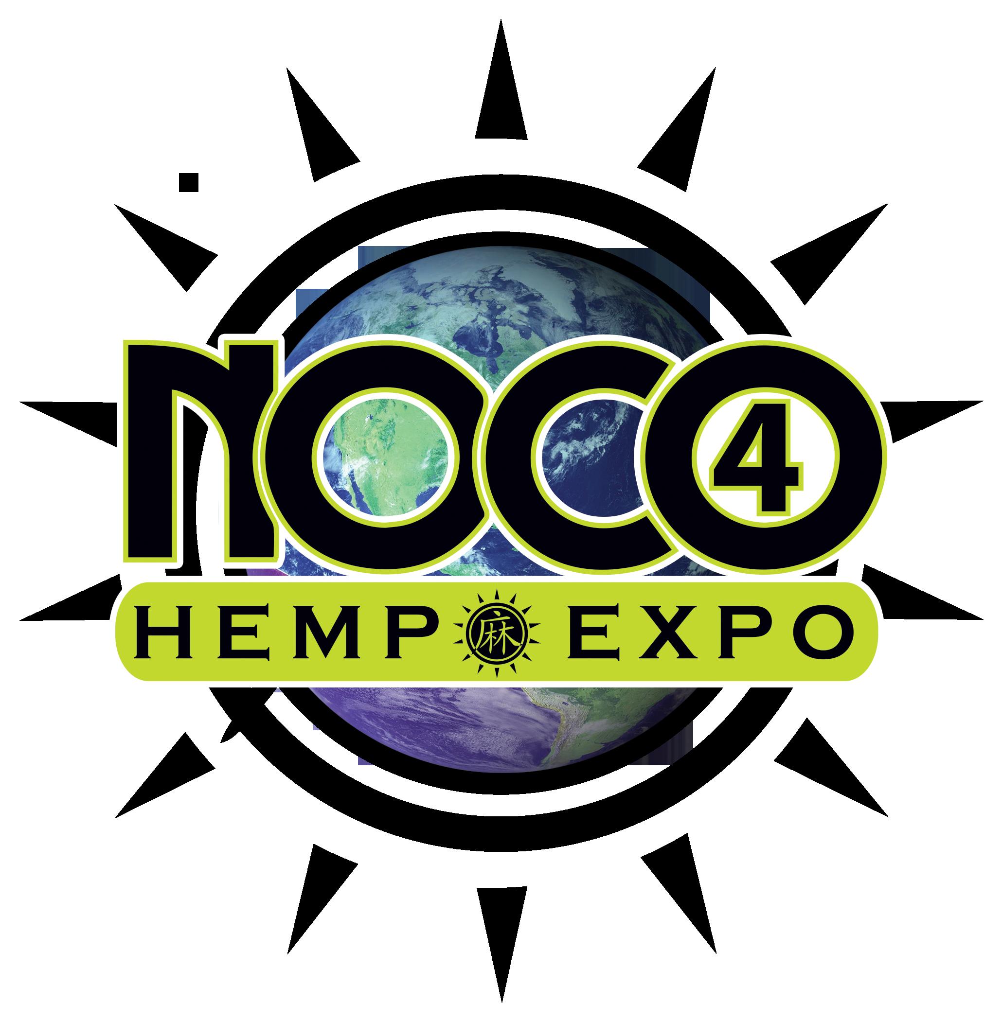 NoCo4 Globe Logo
