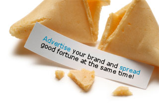 Fortune Cookie Promotions'