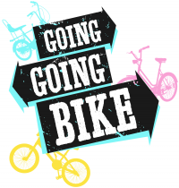 Going Going Bike Logo