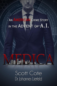 Medica An American Crime Story in the Advent of A.I. Logo