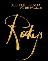 Rocky's Boutique Resort Logo