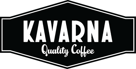 Kavarna Coffeehouse Logo