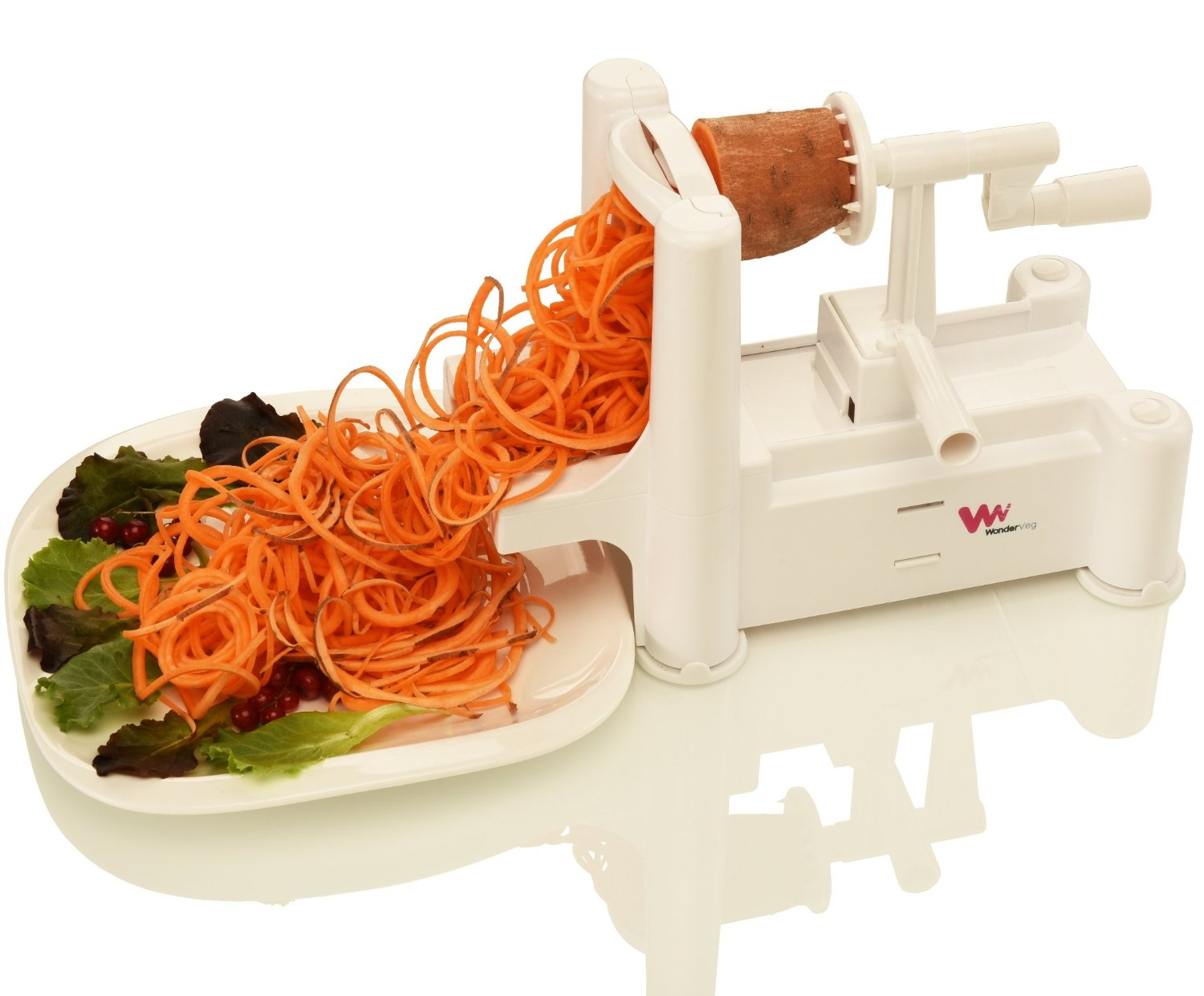 WonderVeg Best Vegetable Spiralizer