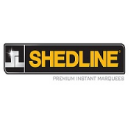 Shedline Instant Marquees Logo