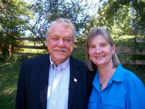 Dr. Gordon Mercer and Marcia Mercer'