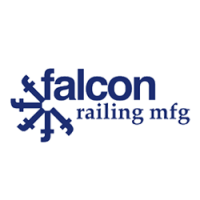 Falcon Railing MFG. Logo