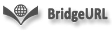 Logo for BridgeURL'