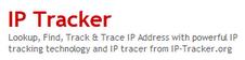 IP Tracker'