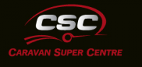 Caravan super centre Logo