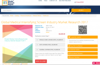 Global Medical Intensifying Screen Industry Market Research