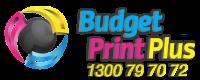 Budget Print Plus Logo